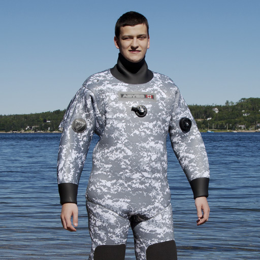 pro diving suit